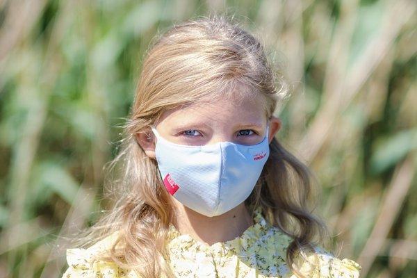 HeiQ Medica reutilizable infantil niña